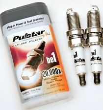 PACK OF 2 PULSTAR BE1 PULSE PLUGS (spark plugs)
