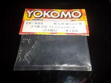 VINTAGE YOKOMO ZD-505 billes de différentiel 3/32 MX-4 / YR-4MII
