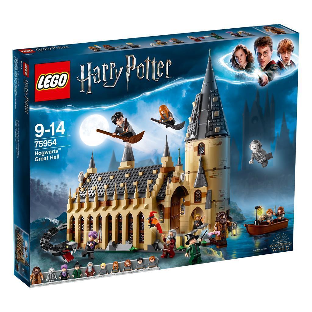 Lego Juego Harry Potter 75954 Die Große Halle Von Hogwarts