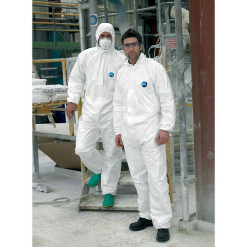 PPE ROPA Y EQUIPO-Tyvek Classic Mono de c//w capucha M 18-01446
