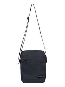 Quiksilver-Men-039-s-Black-Magic-XL-Shoulder-Bag-EQYBA03067-KVAW