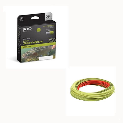 Rio InTouch Xtreme Indicator Fly Line, w Free Shipping