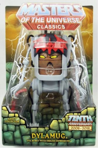 New in stock Masters of the Universe Classics Dylamug
