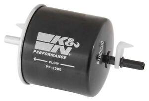 PF-2200-K-amp-N-Kraftstofffilter-Fuer-Ford-Lincoln-Mazda-Mercury-Merkur