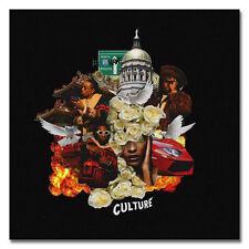 Z59 Tyler The Creator A$AP Rocky Hip Hop Rap Music Album Poster Art Silk Decor