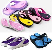 Coolers Surf Ladies Flip Flops, Summer/Beach Shoes Various Colours, Free Post UK