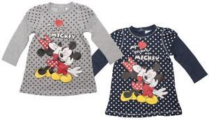 855bb6d8b73 Girls Dress Minnie Mouse   Mickey My Heart Belongs Disney Baby 6 to ...
