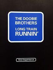 The Doobie Brothers: Long Train Runnin' (Piano/Vocal/Guitar Sheet Music) - MINT!