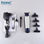Kemei-Hair-Trimmers-3-In-1-Rechargeable-Clipper-Haircut-Bar-KM-5021 thumbnail 1