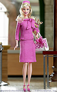Elle Woods From Legally Blonde 2 Red White Blonde 2003 Barbie Doll For Sale Online Ebay