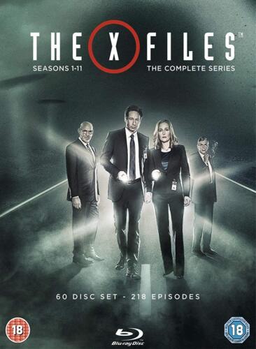 The X-Files Complete Series, Seasons 1-11 [2018] (Blu-ray)
