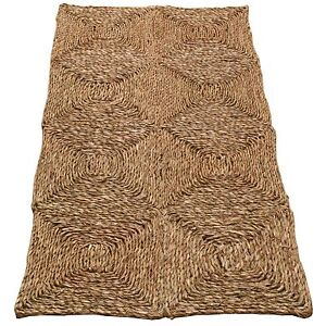 Rush Mats Naturally Rustic Seagrass Rush Matting End Of