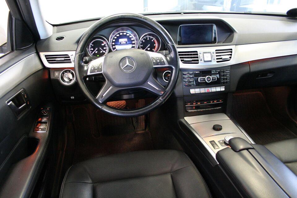 Mercedes E200, 2,2 CDi Classic aut. BE, Diesel
