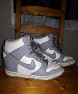 NIKE Wedge Heel Trainers 4.5 | eBay