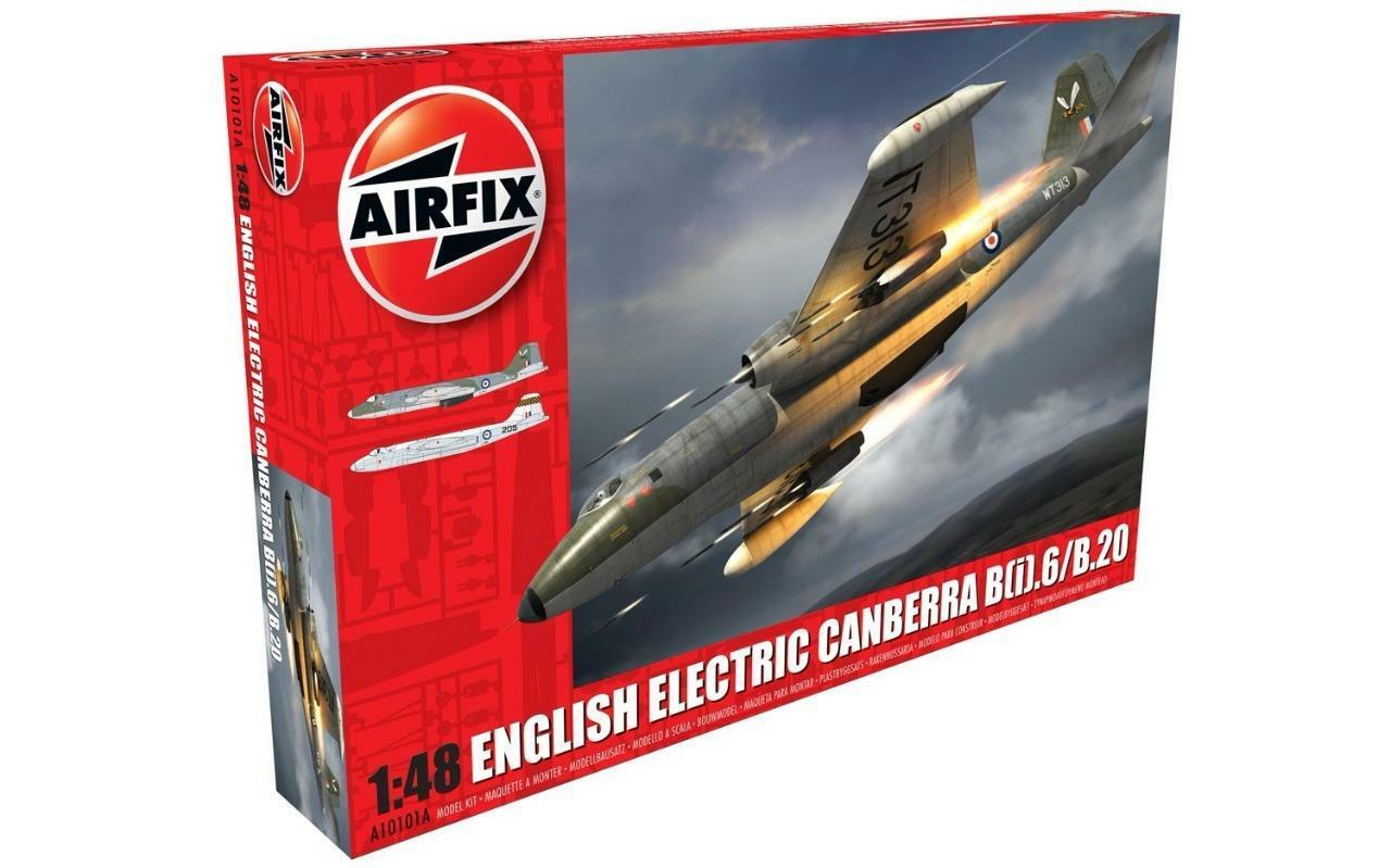 Airfix - A10101a - English Electric Canberra B2  B20