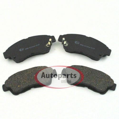 Bremsscheiben Bremsen Bremsbeläge für vorne hinten Kia Picanto