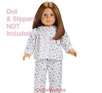 American Girl Doll Emily Pajamaspjsmolly's Bf Retired 2 Pc Free Shipping