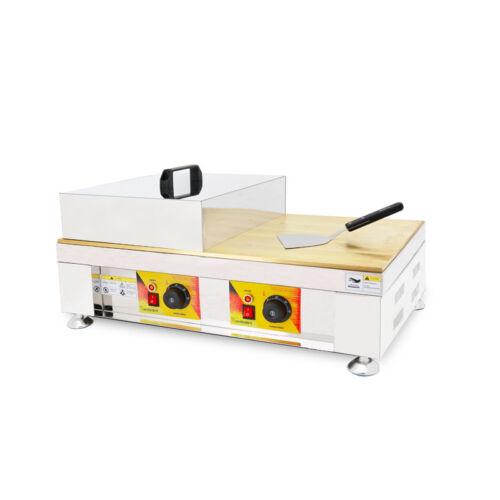 Kommerzielle Nonstick elektrische dorayaki Baker Pancake Maker Souffle Making Machine  mqs3f