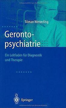 Gerontopsychiatrie. Ein Leitfaden für Diagnostik un...   Buch   Zustand sehr gut