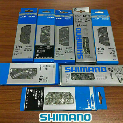 Clearance Genuine Shimano CN-UG51 Chain 6 8 Speed MTB Bike chain 7