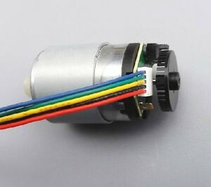 Dc motor with encoder speed gear motor speed encoder code for Dc gear motor with encoder