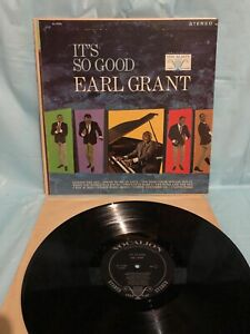 EARL-GRANT-IT-039-S-ALL-GOOD-VINTAGE-VINYL-LP