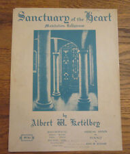 Sanctuary Of The Heart Meditation Religieuse By Albert W. Ketelbey