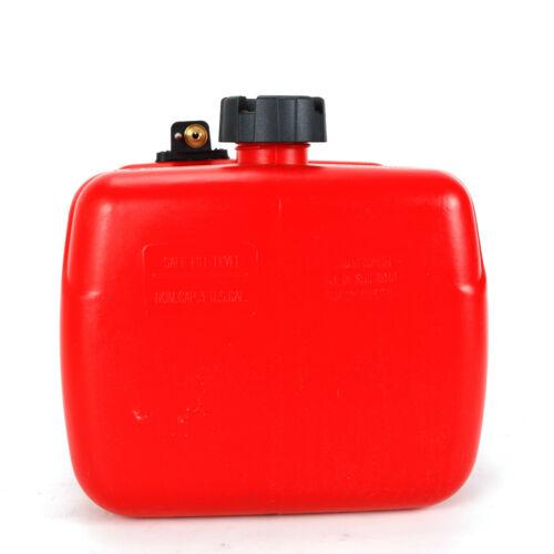 12L Außenbordmotor Kraftstofftank Benzintank Plastik Bootstank Fuel Tank Rot DE