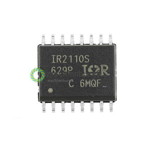10Stks NEW IC IR2110S IR2110 DRIVER HIGH//LOW SIDE 16-SOIC IR