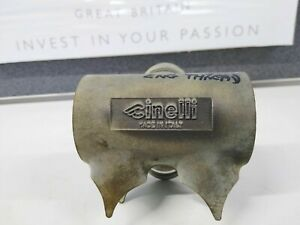 "NOS Vintage Cinelli Bottom Bracket Shell English Thread 68mm x 1.37"" x 24tpi"