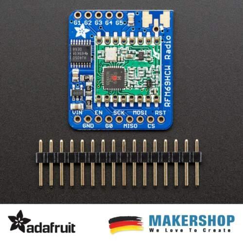 Adafruit rfm69hcw transceptor radio Breakout 433 MHz Arduino 3071