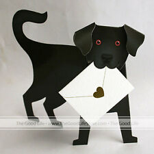 """3D Special Delivery Greeting Card - Dog """"Jet"""" - #SD-105"""