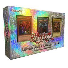 YuGiOh Legendary Collection 1 Gameboard Edition DEUTSCH Götter Karten + Booster