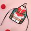 Christmas Santa Wine Bottle Apron Wrap Cover Xmas Dinner Party Table Decoration