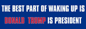3x9-inch-The-Best-Part-Of-Waking-Up-Is-Donald-Trump-Is-President-Bumper-Sticker