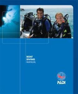 Padi-Specialty-Boat-Diver-Manual-Scuba-Diving-Book-Scuba-Diver-No-79170-Ver-1-0