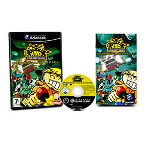 Nintendo-Jeu-Gamecube-Knd-Codename-Kids-Next-Door-dans-Ovp-avec-Instructions