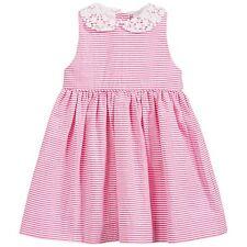 55e91a2c0d64 item 2 RALPH LAUREN baby girl Seersucker DRESS 3/6M 6/9M Pink or Blue lace  collar BNWT -RALPH LAUREN baby girl Seersucker DRESS 3/6M 6/9M Pink or Blue  lace ...