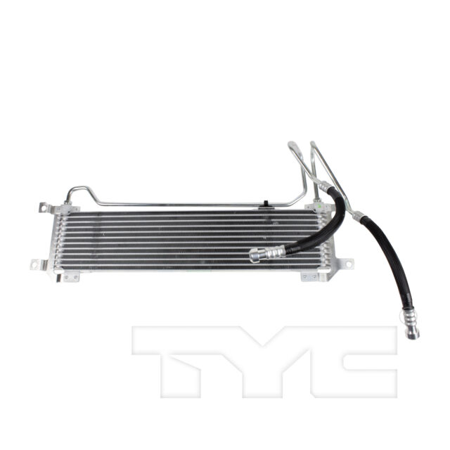 TYC 19057 Ext Trans Oil Cooler For Cadillac SRX W/ Extra