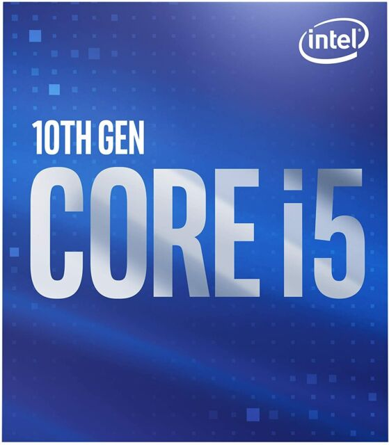 Intel Core i5 10400 6 Core LGA 1200 2.90GHz CPU