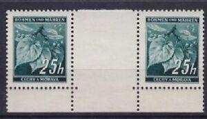 Boehmen-amp-Maehren-Mi-Nr-23-ZW-UR-B-amp-M-1939-1942-MNH