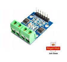 New L9110S H-bridge Dual DC Stepper Motor Driver Controller Board for Arduino