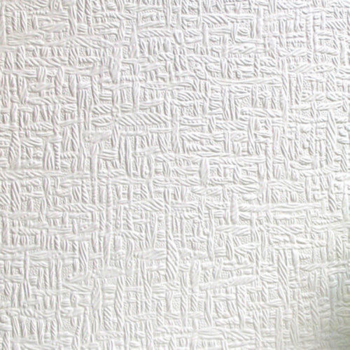 Luxury Paintable Wallpaper Easy Application Duplex Embossed No PVC Anaglypta