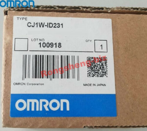 OMRON PLC CJ1W-ID231 INPUT UNIT Module CJ1W-ID231 Fast shipping new in box