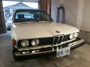 NEW PRICE! MUST SELL ASAP! 1977 BMW 530i 6 Cylinder Inline!