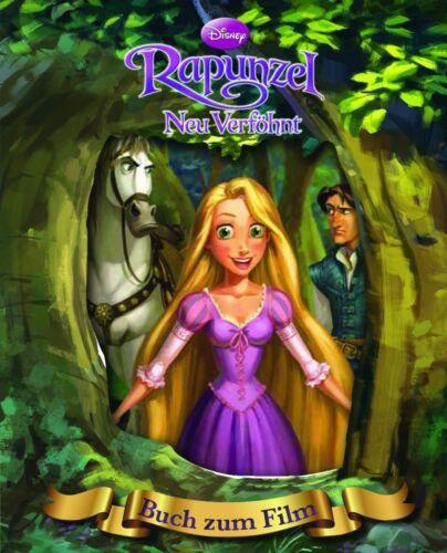 1 von 1 - Disney: Rapunzel mit Kippbild von Walt Disney (2008, Gebundene Ausgabe)