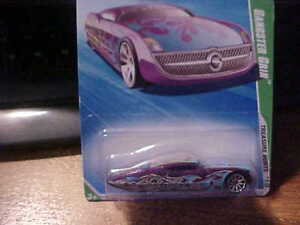 2010 i Hot Wheels #6 Treasure Hunt GANGSTER GRIN #58
