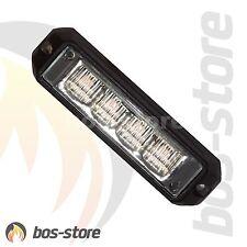 C4 Frontblitzer Set- LED, Zulassung nach ECE-R-65 (Feuerwehr, Straßenräumer) neu