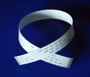 FFC-A-26Pin-0-5Pitch-Flex-Flat-Ribbon-Flachbandkabel-5cm-9cm-20cm-30cm-50cm