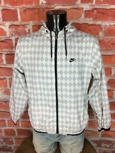 Détails sur NIKE Sportwear Jacket Veste Chaqueta Reversible Impermeable Waterproof Nylon Y2K